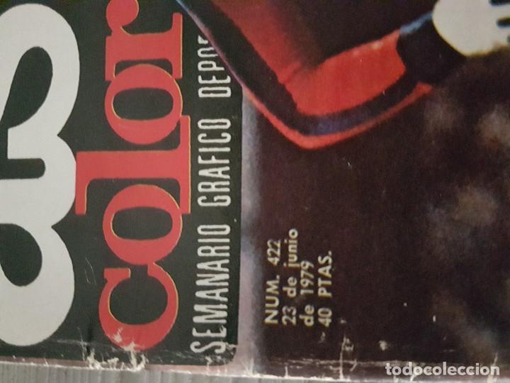 Coleccionismo deportivo: As color - Foto 2 - 132768030