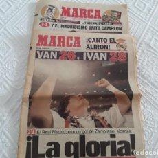 Coleccionismo deportivo: DIARIO MARCA, 1995, 1997. Lote 132804678
