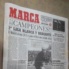 Coleccionismo deportivo: MARCA 20 MARZO 1933 FACSIMIL. Lote 133194917
