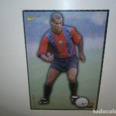 Coleccionismo deportivo: FC BARCELONA RIVALDO. Lote 133373746