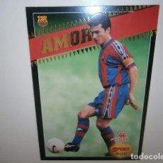 Coleccionismo deportivo: FC BARCELONA AMOR SPORT. Lote 133373762
