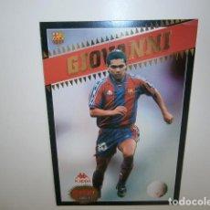 Coleccionismo deportivo: FC BARCELONA GIOVANNI SPORT. Lote 133373814