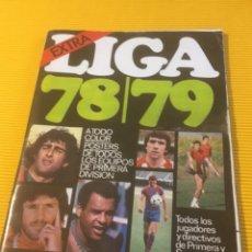Coleccionismo deportivo: DON BALÓN EXTRA LIGA 78 79 MUY BUEN ESTADO. Lote 133600926