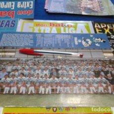 Coleccionismo deportivo: MINI POSTER DON BALON LIGA 96 - 97 ( CD TOLEDO ). Lote 133610234