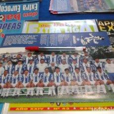 Coleccionismo deportivo: MINI POSTER DON BALON LIGA 96 - 97 ( CD LEGANES ). Lote 133611322