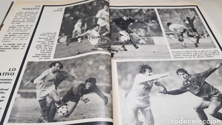 Coleccionismo deportivo: Revista don balon, arconada numero uno, n°373, diciembre 1982 - Foto 3 - 133710381