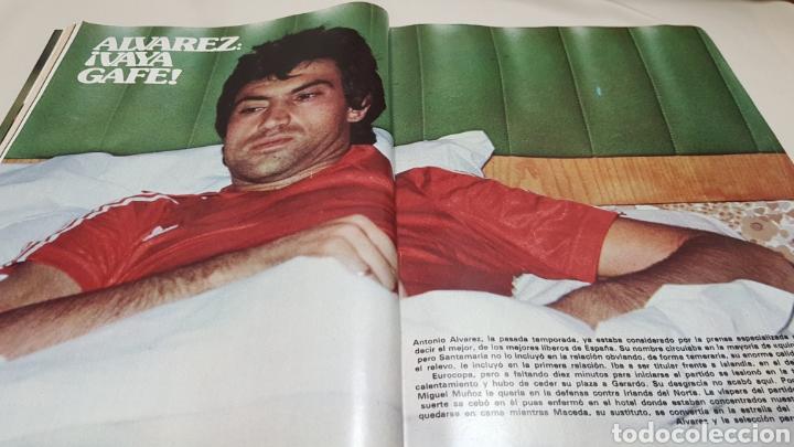 Coleccionismo deportivo: Revista don balon, arconada numero uno, n°373, diciembre 1982 - Foto 5 - 133710381