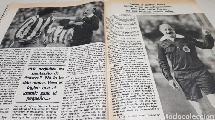 Coleccionismo deportivo: Revista don balon, arconada numero uno, n°373, diciembre 1982 - Foto 7 - 133710381
