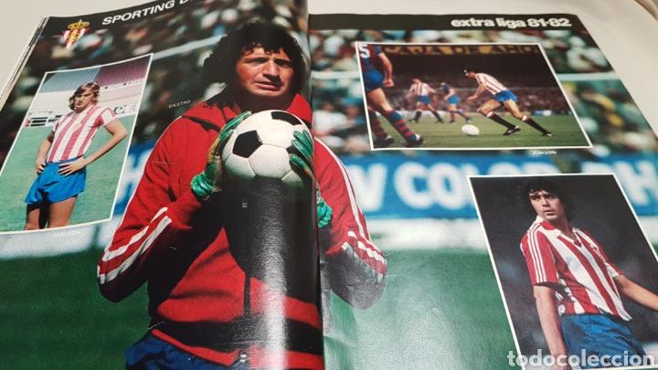 Coleccionismo deportivo: Revista don balon, extra liga 81-82, todos los equipos, todos los datos - Foto 3 - 133710999