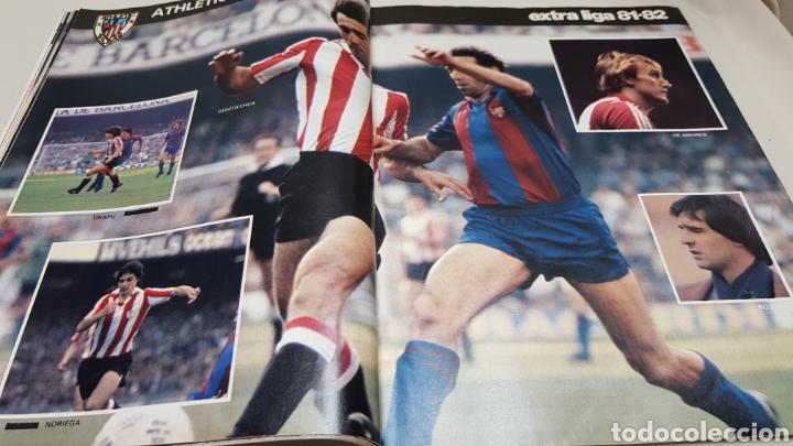 Coleccionismo deportivo: Revista don balon, extra liga 81-82, todos los equipos, todos los datos - Foto 4 - 133710999