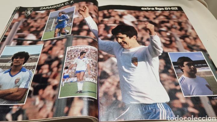 Coleccionismo deportivo: Revista don balon, extra liga 81-82, todos los equipos, todos los datos - Foto 6 - 133710999