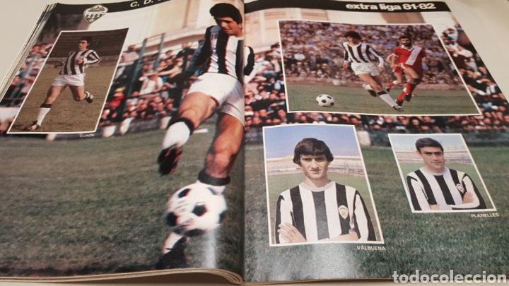 Coleccionismo deportivo: Revista don balon, extra liga 81-82, todos los equipos, todos los datos - Foto 7 - 133710999