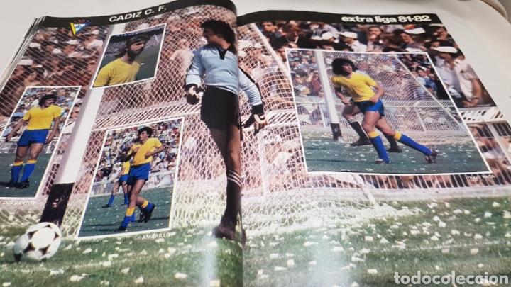 Coleccionismo deportivo: Revista don balon, extra liga 81-82, todos los equipos, todos los datos - Foto 8 - 133710999