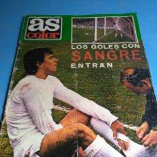 Coleccionismo deportivo: PERIÓDICO AS COLOR N'452 ,19 ENERO DE 1980. Lote 133744730