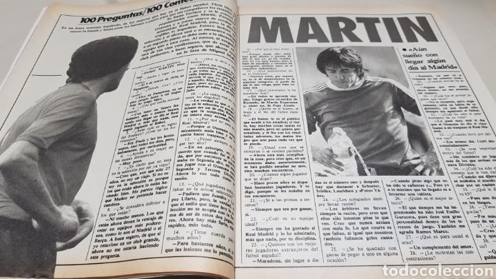 Coleccionismo deportivo: Revista don balon, el madrid de blanco y negro, n° 432 , enero 1984 - Foto 4 - 133755567