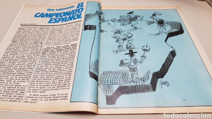 Coleccionismo deportivo: Revista don balon, el campeonato español, n°430, enero 1984 - Foto 2 - 133756766