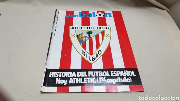 Coleccionismo deportivo: Revista don balon, historia athletic club bilbao, n ° 435, febrero 1984 - Foto 2 - 144665458