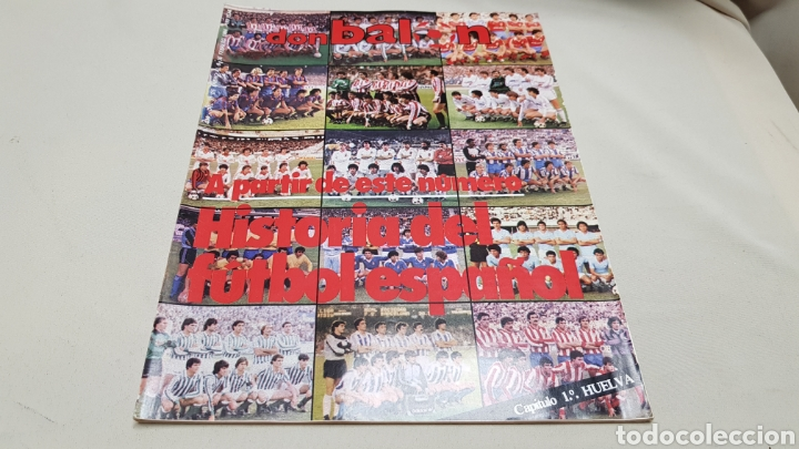 Coleccionismo deportivo: Revista don balon, historia del fútbol español, n°434 , febrero 1984 - Foto 2 - 133757727