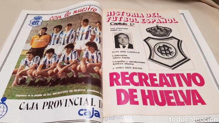 Coleccionismo deportivo: Revista don balon, historia del fútbol español, n°434 , febrero 1984 - Foto 3 - 133757727