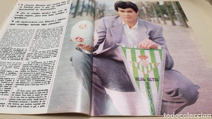 Coleccionismo deportivo: Revista don balon, tenemos el contrato clubs-tve, n°433, enero 1984 - Foto 4 - 133758298