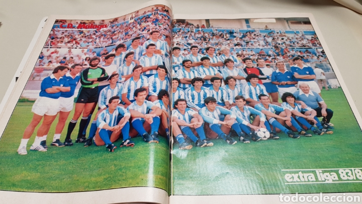 Coleccionismo deportivo: Revista don balon, extra liga 83-84, todos los equipos de categoria nacional. - Foto 3 - 133759049