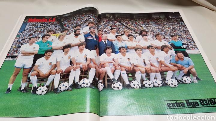Coleccionismo deportivo: Revista don balon, extra liga 83-84, todos los equipos de categoria nacional. - Foto 4 - 133759049