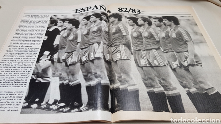 Coleccionismo deportivo: Revista don balon, extra liga 83-84, todos los equipos de categoria nacional. - Foto 6 - 133759049