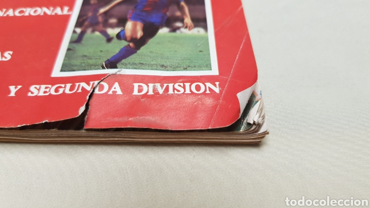 Coleccionismo deportivo: Revista don balon, extra liga 83-84, todos los equipos de categoria nacional. - Foto 9 - 133759049