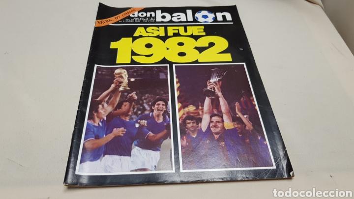 Coleccionismo deportivo: Revista don balon, asi fue 1982, n° 377, diciembre 1982 - Foto 2 - 133759437