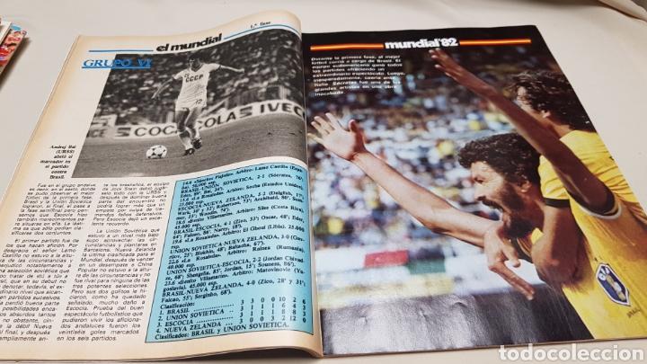Coleccionismo deportivo: Revista don balon, asi fue 1982, n° 377, diciembre 1982 - Foto 3 - 133759437