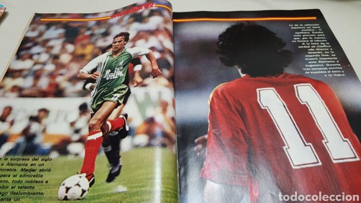 Coleccionismo deportivo: Revista don balon, asi fue 1982, n° 377, diciembre 1982 - Foto 4 - 133759437