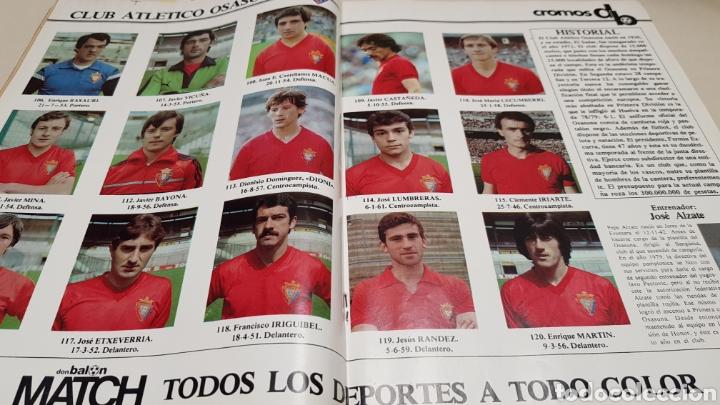 Coleccionismo deportivo: Revista don balon, asi fue 1982, n° 377, diciembre 1982 - Foto 5 - 133759437