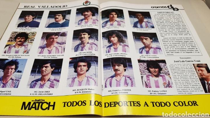 Coleccionismo deportivo: Revista don balon, echan a schuster, n°380, enero 1983 - Foto 4 - 133763158