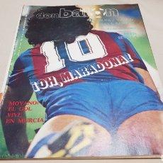 Coleccionismo deportivo: REVISTA DON BALON, OH, MARADONA, N° 415, SEPTIEMBRE 1983. Lote 133765747