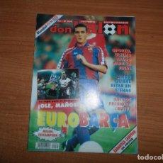 Coleccionismo deportivo: DON BALON Nº 965 ESPECIAL ZARAGOZA CAMPEON COPA DEL REY 1994 - OPORTO - MILAN TRI CAMPEON . Lote 134762522