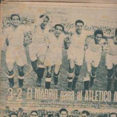 Coleccionismo deportivo: MARCA -- SUPLEMENTO GRÁFICO DE LOS MARTES -- Nº 47 -- 19/10/43. Lote 134817782