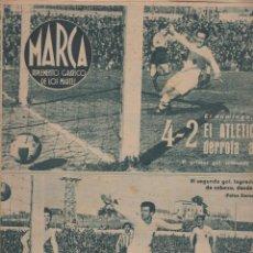 Colecionismo desportivo: MARCA -- SUPLEMENTO GRÁFICO DE LOS MARTES -- Nº 64 -- 15/02/44. Lote 134819954