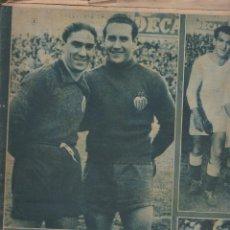 Coleccionismo deportivo: MARCA -- SUPLEMENTO GRÁFICO DE LOS MARTES -- Nº 71 --04/04/44. Lote 134821006