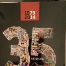 Coleccionismo deportivo: DIARIO SPORT 35 ANIVERSARIO. Lote 134857726