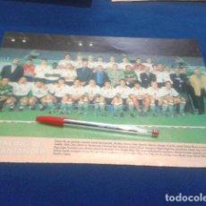 Coleccionismo deportivo: MINI POSTER DON BALON LIGA 98/99 ( RACING DE SANTANDER ) . Lote 135065162