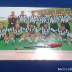 Coleccionismo deportivo: MINI POSTER DON BALON LIGA 98/99 ( C.D. BADAJOZ ) . Lote 135067098