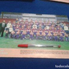 Colecionismo desportivo: MINI POSTER DON BALON LIGA 98/99 ( S.D. EIBAR ) . Lote 135067390