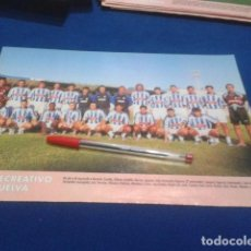 Coleccionismo deportivo: MINI POSTER DON BALON LIGA 98/99 ( RECREATIVO HUELVA ) . Lote 135068498