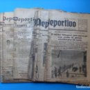 Coleccionismo deportivo: 15 PERIODICOS EL MUNDO DEPORTIVO FUTBOL DIFERENTES, AÑOS 1935 Y 1936, VER DESCRIPCION Y FOTOS. Lote 135238902