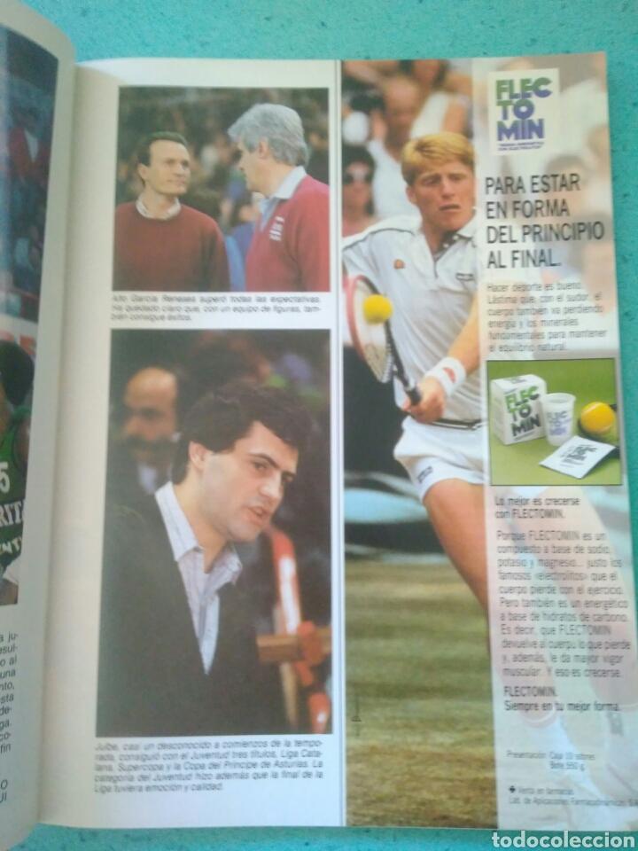 Coleccionismo deportivo: REVISTA SPORT DIGEST ESPAÑA AÑO I NUM 1.JUNIO 1987 .VER FOTOS - Foto 2 - 135324577