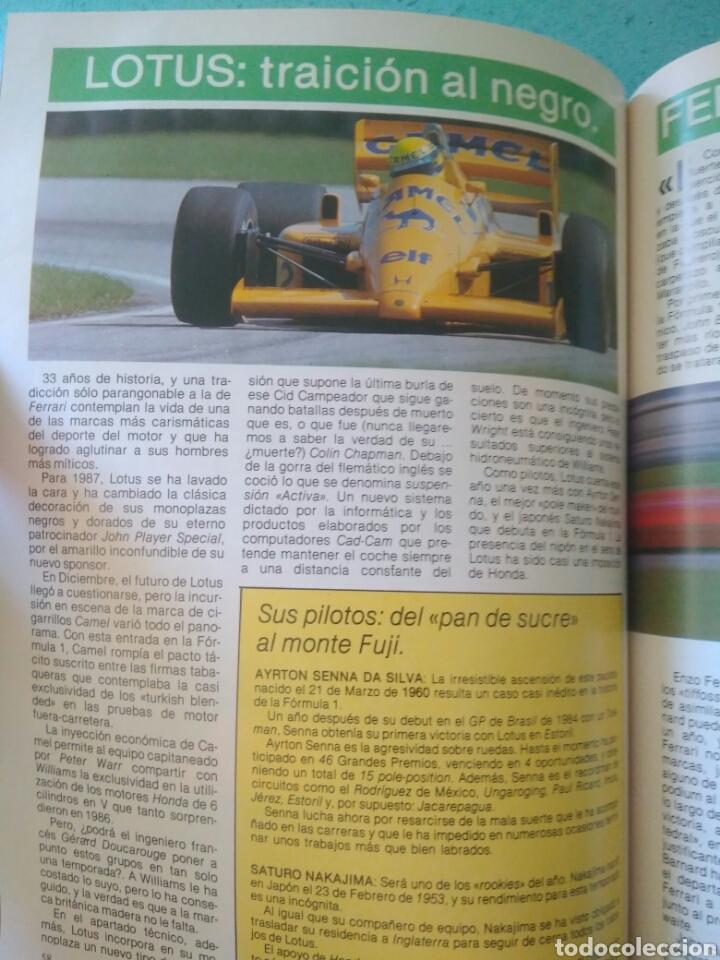 Coleccionismo deportivo: REVISTA SPORT DIGEST ESPAÑA AÑO I NUM 1.JUNIO 1987 .VER FOTOS - Foto 7 - 135324577