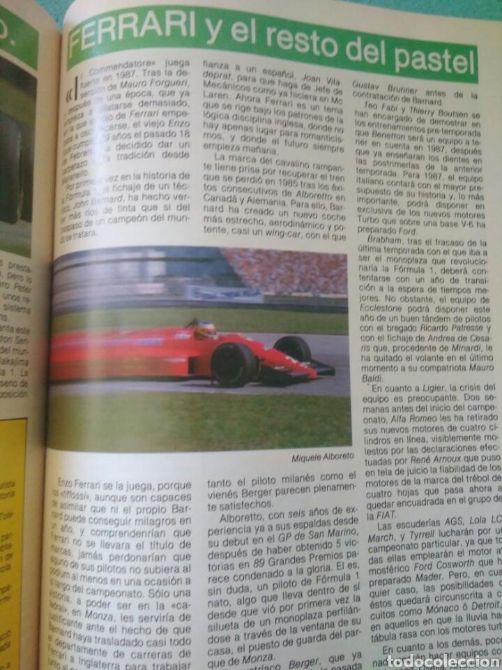 Coleccionismo deportivo: REVISTA SPORT DIGEST ESPAÑA AÑO I NUM 1.JUNIO 1987 .VER FOTOS - Foto 8 - 135324577