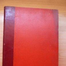 Coleccionismo deportivo: TOMO III 19 NUMEROS DE LA REVISTA LA JORNADA DEPORTIVA FUTBOL BARCELONA + 22 NUMEROS GRAFIC SPORT. Lote 135335262