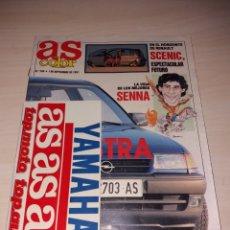 Coleccionismo deportivo: ANTIGUA REVISTA AS COLOR Nº 290 - SEPTIEMBRE 1991. Lote 135468765
