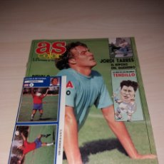 Coleccionismo deportivo: ANTIGUA REVISTA AS, Nº 293 - SEPTIEMBRE 1991. Lote 135468769